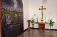 Der Raum des Friedens im St. Martini Krankenhaus